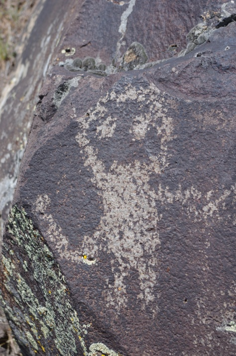 Hart Mountain National Antelope Refuge -- Petroglyph Lake. Photo by Jenna Raino.
