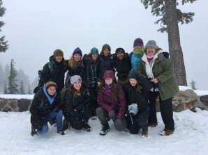 Cohort 10 in the Snow